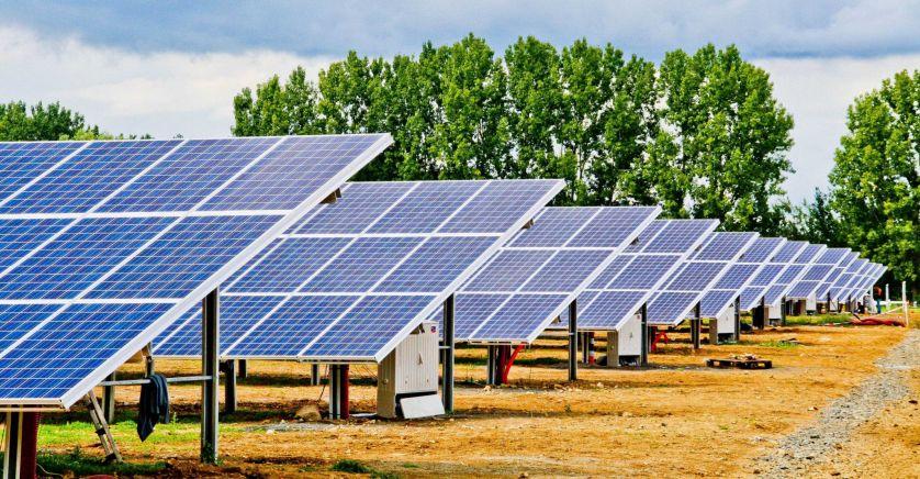 Installation des champs solaires photovoltaïques